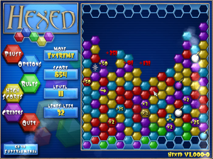 Click to view Hexed 1.000-1 screenshot