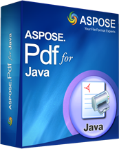 Click to view Aspose.Pdf for Java 3.3.0.0 screenshot