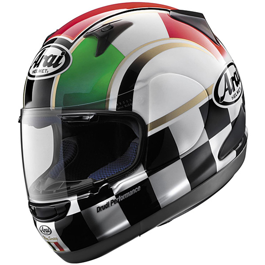 Click to view Arai Helmets Screensaver 0.1 screenshot