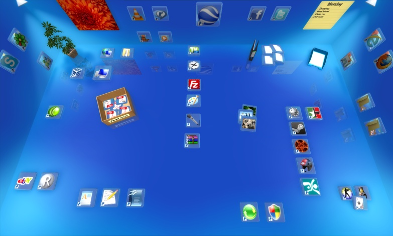 Screenshot for Real Desktop Pro 2.06