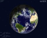 Click to view Actual Earth 3D 1.2 screenshot