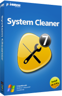 Click to view System Cleaner 7.57 screenshot