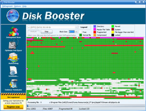 Click to view Disk Booster 3 screenshot