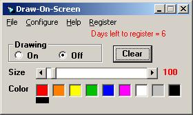Click to view Draw-On-Screen 1.0.0 screenshot