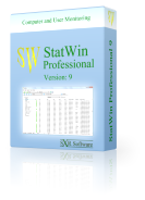Click to view StatWin Professional 9.0 screenshot