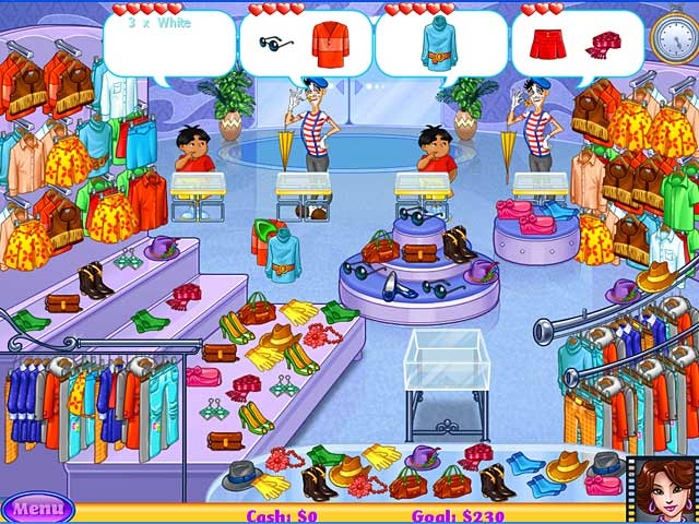 Click to view Cake Mania: Lights, Camera, Action 1.2 screenshot