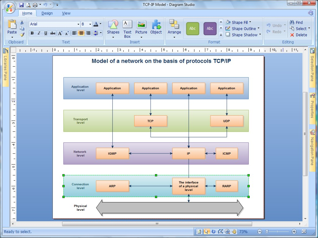 Click to view DiagramStudio 5.75 screenshot