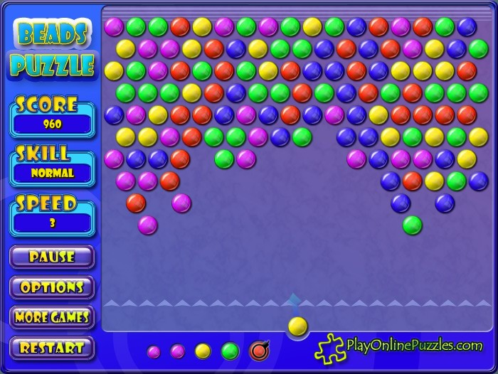 Click to view Beads Puzzle 1.0 screenshot