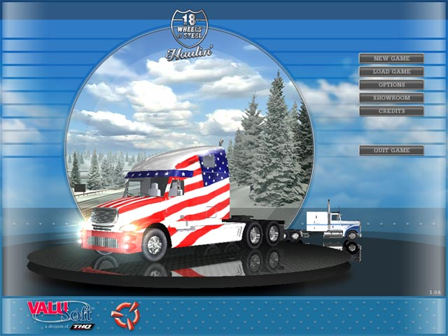 Click to view 18 Wheels of Steel Haulin' 1.01 screenshot