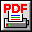 Advanced PDF Printer Lite Edition (Free) icon