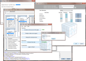 Click to view Cube it Zero Professional 6.1 screenshot