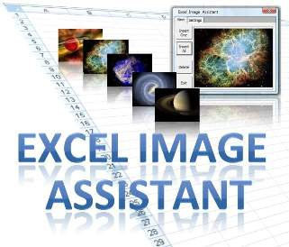 Click to view Excel Image Assistant 1.8.05 screenshot
