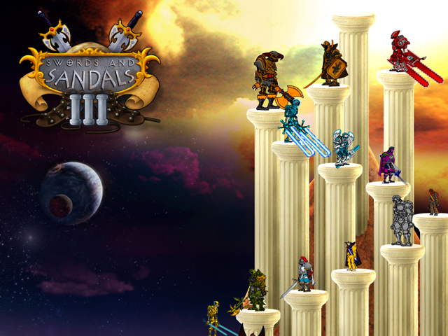 Click to view Swords and Sandals 3: Solo Ultratus 1.5.0 screenshot
