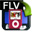 4Easysoft FLV to iPod Video Converter icon