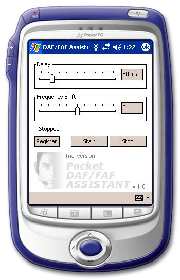Click to view Pocket DAF/FAF Assistant 2.0 screenshot
