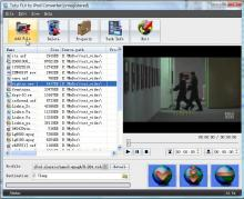 Click to view Tutu FLV to iPod Converter 3.1.9.1122 screenshot