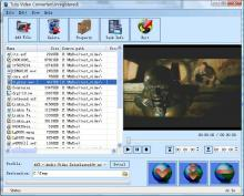 Click to view Tutu Video Converter 3.1.9.1224 screenshot