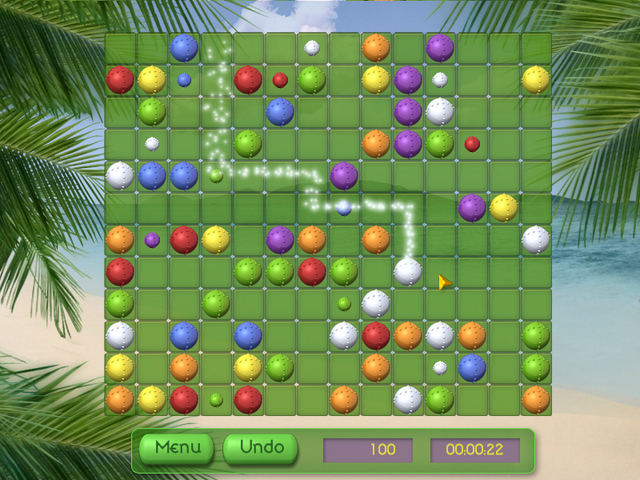 Click to view Tropical Lines 1.01 screenshot