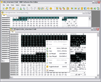 Click to view Hex Editor 3.12 screenshot