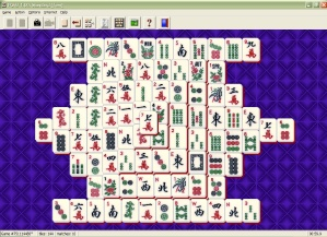 Click to view Pretty Good MahJongg 2.50 screenshot