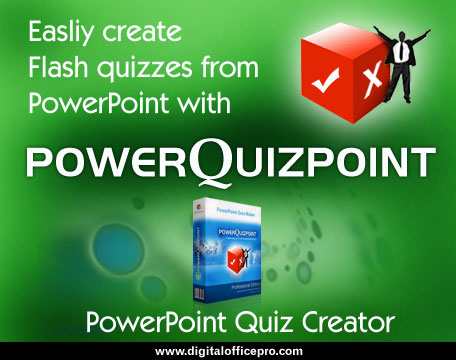 Click to view PowerQuizPoint - Quiz Creator Software 1.5 screenshot