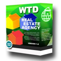 Click to view WTD Real Estate Agency 1.0.0 screenshot