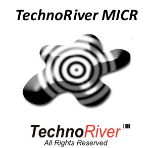 Click to view TechnoRiver MICR Font 2.0 screenshot