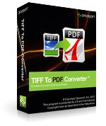 Click to view TIFF To PDF Converter 6.8 screenshot