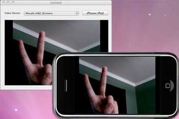 Click to view Air Cam Live Video for iPhone/iPod Touch/iPad (Win 2.3 screenshot