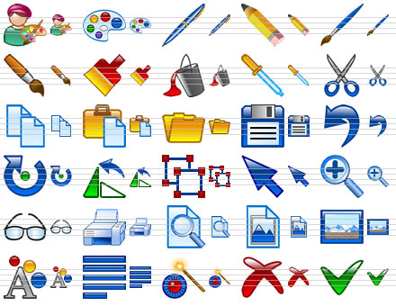 Click to view Design Icon Set 2013.2 screenshot