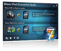 Click to view BlazeVideo iPad Converter Suite 2.0.4.0 screenshot