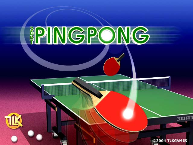 Click to view 3DRT PingPong 1.0 screenshot