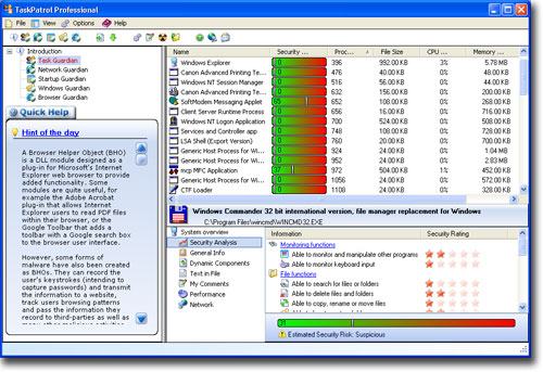 Click to view TaskPatrol Personal 2.0.0 screenshot