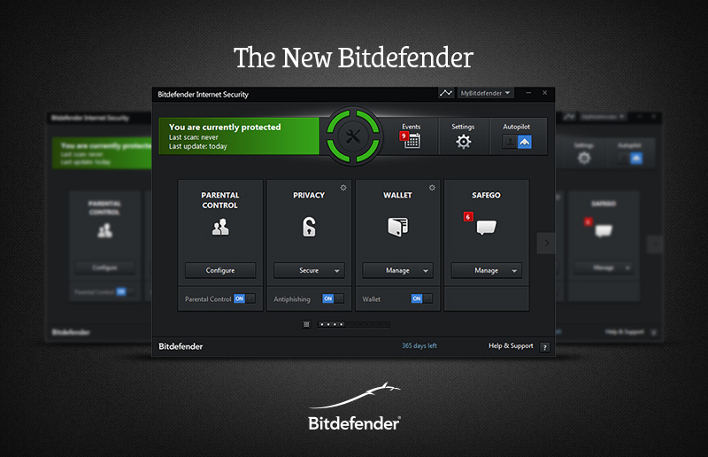 Click to view Bitdefender Internet Security 17.13.0 screenshot