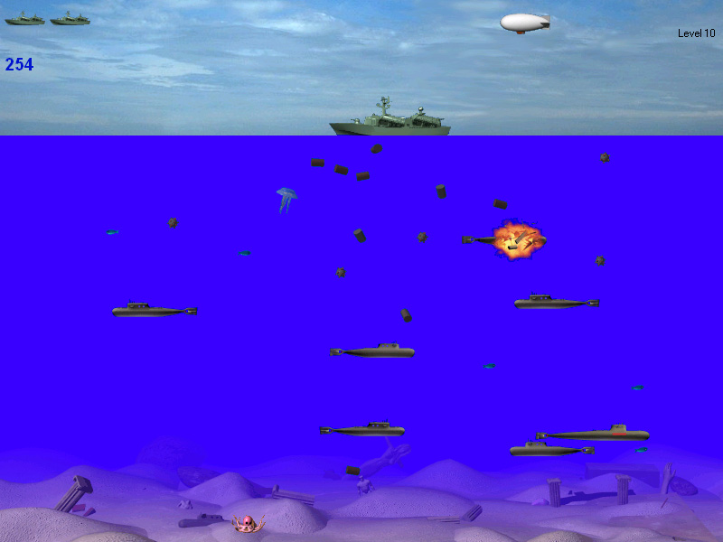 Click to view SubmarineS 3.4.2 screenshot