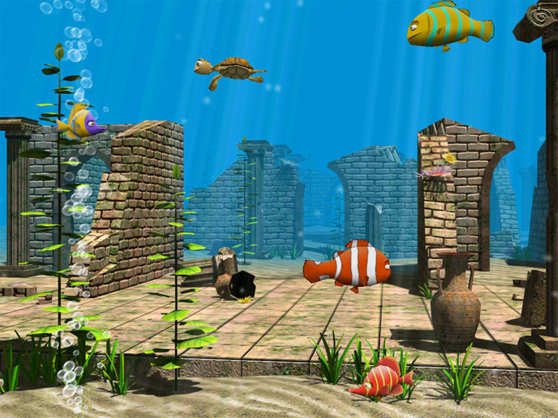 Click to view Funny Fish 1.15 screenshot