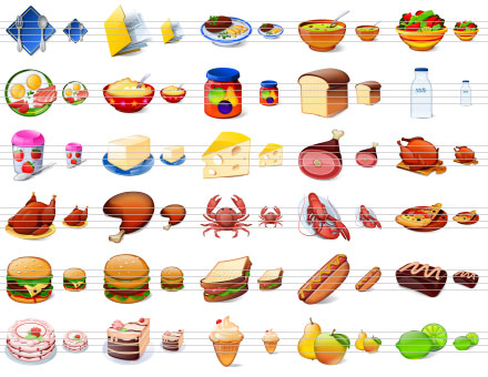 Click to view Desktop Buffet Icons 2013.2 screenshot