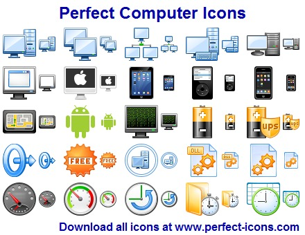 Click to view Perfect Computer Icons 2013.1 screenshot