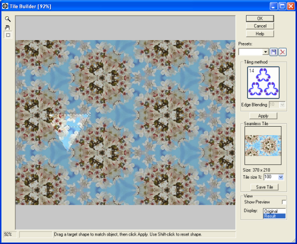 Click to view Tile Builder 1.6 screenshot