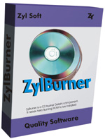 Click to view ZylBurner 1.80 screenshot